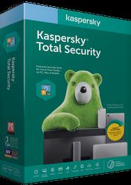 Kaspersky Total Security 2020