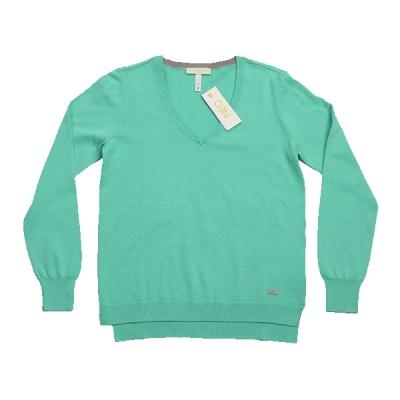 بلوز سبز خالص زنانه Pure Green Shirt