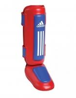 محافظ ساق و روی پا قرمز آدیداس