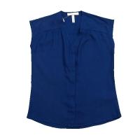 بلوز آبی زنانه Blue Shirt