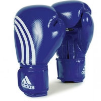 دستکش بوکس آدیداس مدل Adibt031 رنگ آبی
