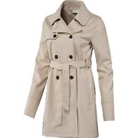 بارانی یقه انگلیسی زنانه مدل ST Coat Bliss