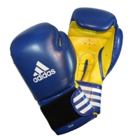 دستکش بوکس آدیداس مدل Adibt02 رنگ آبی