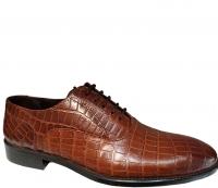 کفش رسمی مردانه ام پی اصل ترکیه مدل کروکدیل