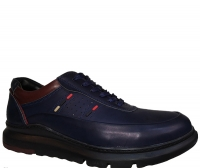 کفش چرم اسپرت مردانه پازین