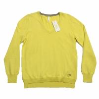 بلوز زرد خالص زنانه Pure Yellow Shirt