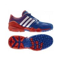 کفش مخصوص هاکی آدیداس مدل Adipower Blue