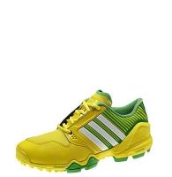 کفش مخصوص هاکی آدیداس مدل Adipower Yellow