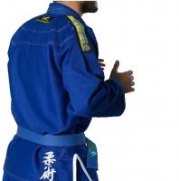 لباس جیو جوجیستو آدیداس برزریلی مدل JJ500